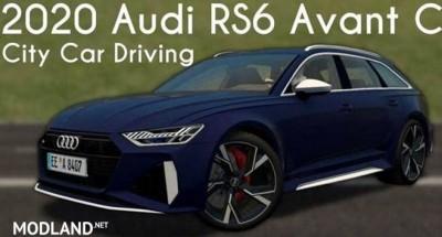 Audi RS6 Avant C8 2020 [1.5.9]